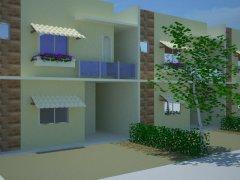 Residencial Bairro Passare - 4R Arquitetura Fortaleza