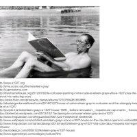 Transcripción de una conferencia acerca de Le Corbusier