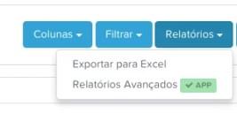 Relatórios Avançados, Opção com assinatura do App