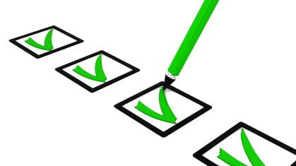 Checklist de compliance