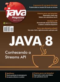 Falando sobre Spring Boot na Java Magazine! 1