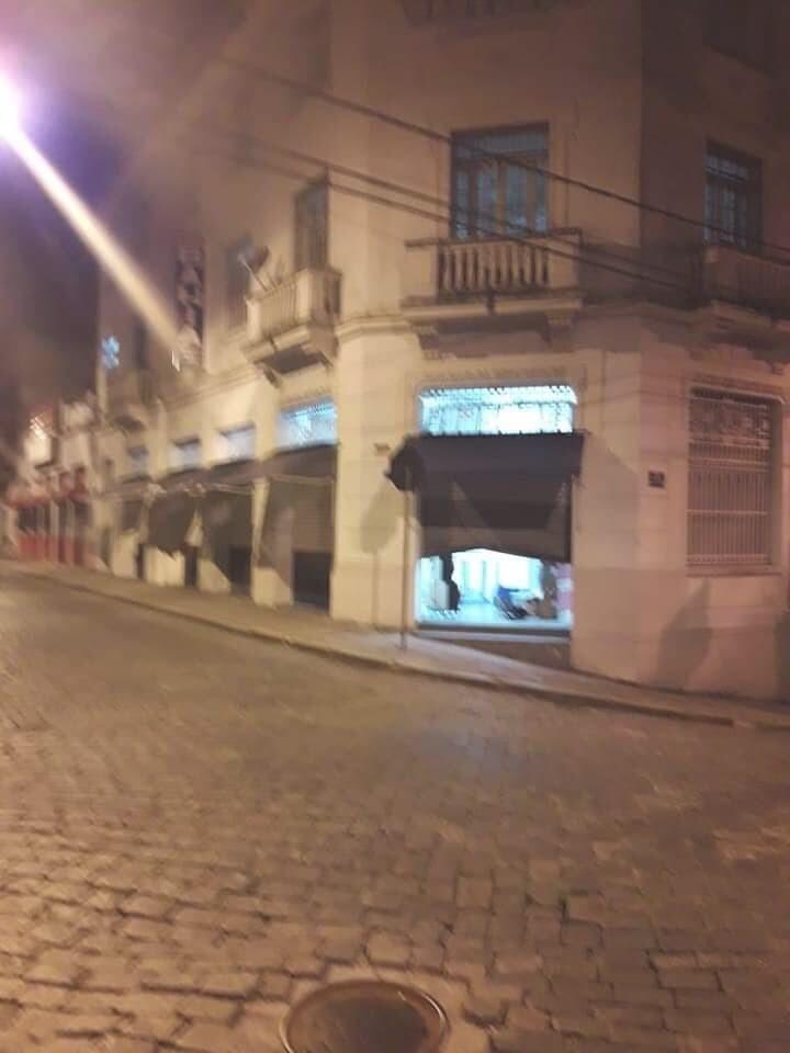 Bandidos sequestram vigia para arrombar loja no Centro Histórico 5