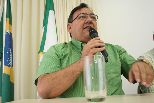 Paulo Wagner já buscava a aposentadoria antes de concorrer ao segundo mandato