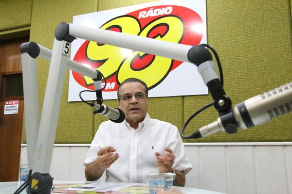 Henrique Eduardo Alves defende a integração das polícias como alternativa para a Segurança