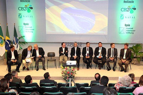Secretários municipais de Meio Ambiente das capitais brasileiras se reunem em Natal até hoje (3)