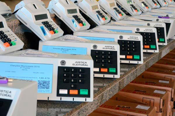Eleições deverão ser realizadas com as novas regras aprovadas no Congresso Nacional