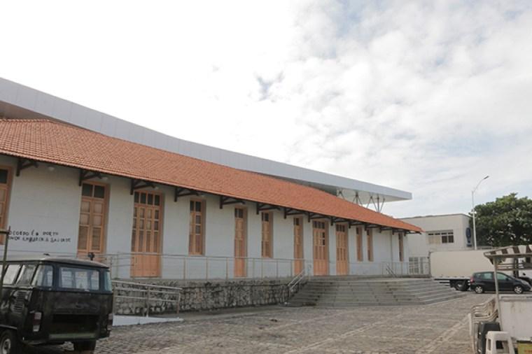 Cerca de R$ 72,5 milhões foram gastos na construção do Terminal de Passageiros do Porto de Natal; local nunca recebeu passageiros