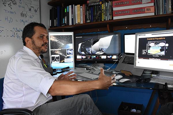 A pesquisa publicada na revista especializada The Astronomical Journal dos Estados Unidos é orientadorda pelo professor da UFRN, José Dias do Nascimento Júnior