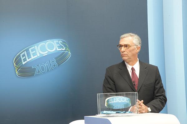 Ari Peixoto, que foi o mediador no debate anterior, voltará a conduzir o programa com os candidatos