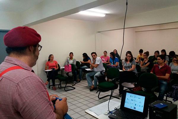 Workshop dá suporte ao concurso de curtas de 1 minutos