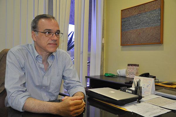 Daniel Melo terá como missão adequar o orçamento da UFRN ao custeio da folha e investimentos