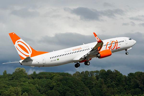 150 voo extras serão destinados ao Rio Grande do Norte, segundo a GOL