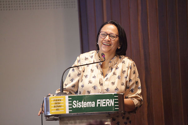 Fátima Bezerra Governadora eleita do RN