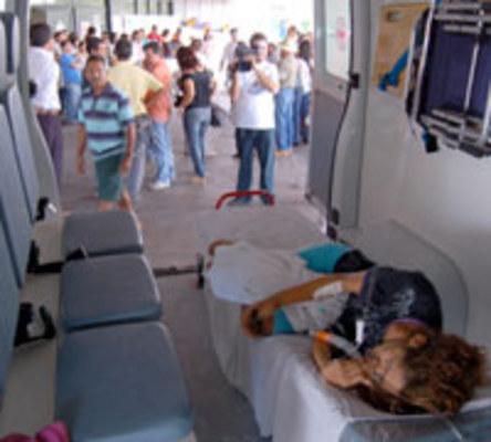 Resultado de imagem para hospital walfredo medicos em greve