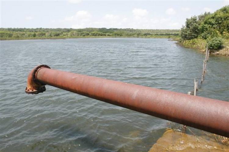 Processo incluiu limpeza e desinfecção dos filtros da ETA, que apresentavam grande quantidade de material orgânico e argila