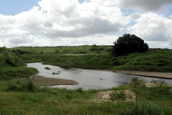 Rio Ceará-Mirim é um dos que estão sendo visitados por técnicos do Idema