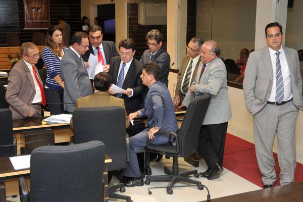 Vereadores vão definir previamente as emendas consensuais para votação em bloco