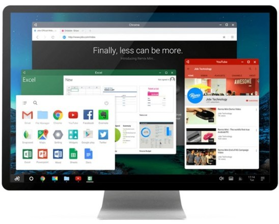 Download do Remix OS