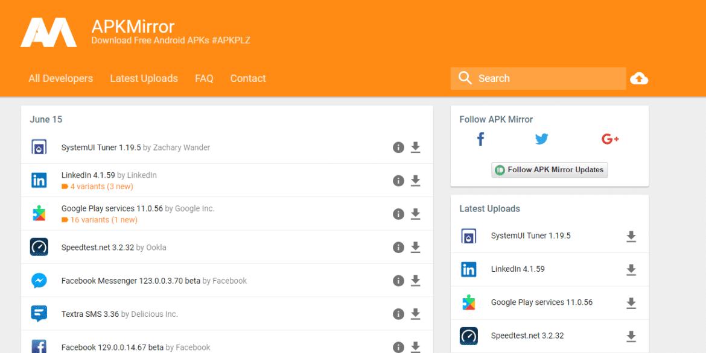 3 Sites para baixar aplicativos Apk fora da Play Store de forma segura 2