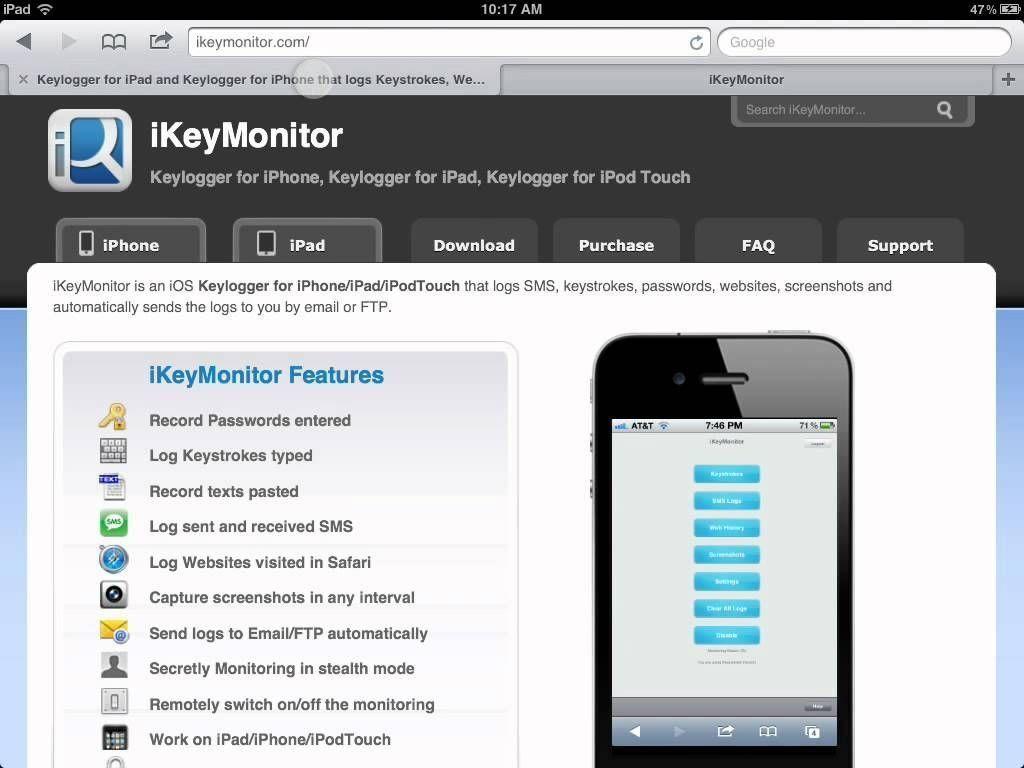 keylogger android: Veja os melhores espiões 4