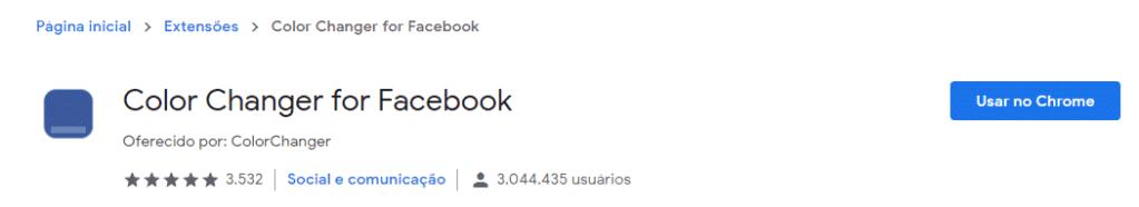 Facebook Colorido: Saiba como mudar a cor do perfil 2