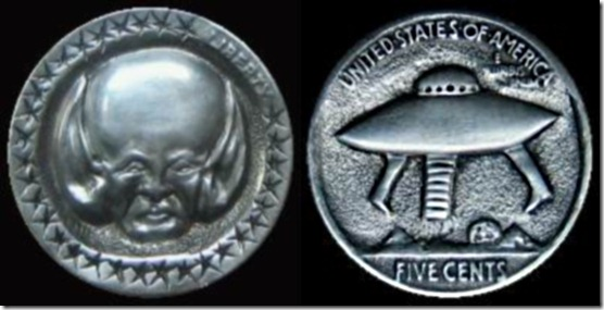 moeda extraterrestre3 thumb Estas moedas extraterrestres são deste mundo