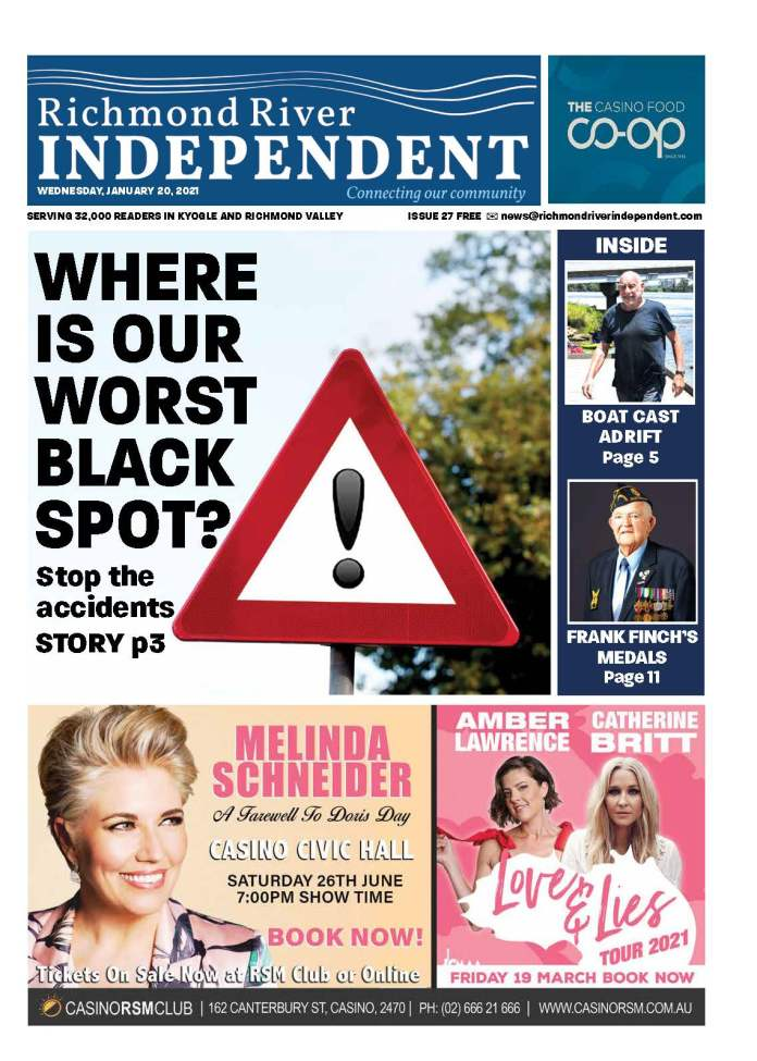 Richmond River Independent 20 January 2021