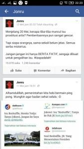 Kritik Ke Jokowi