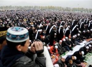 Idul Fitri di China