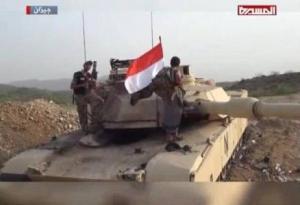 Ansarullah_Rebut_Tank_Saudi