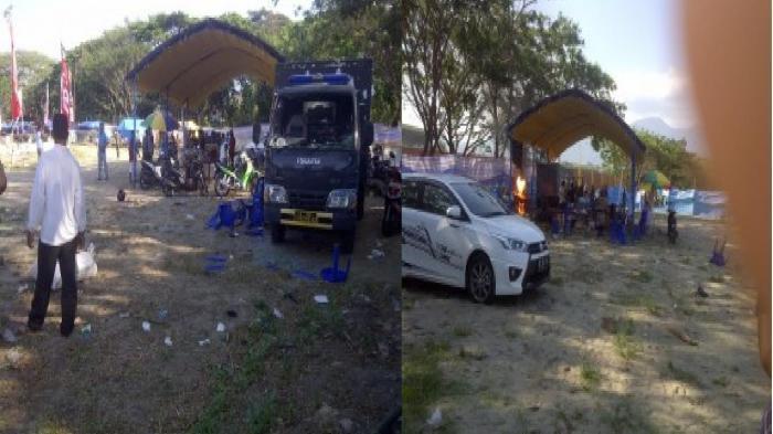 Bentrok TNI Polri