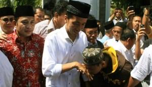 Jokowi Ke Jombang