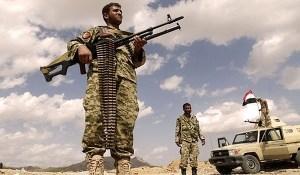 Militer_Yaman