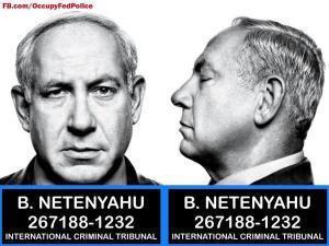 Netanyahu_Penjahat_Perang