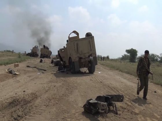 Kendaraan-Militer-Hancur
