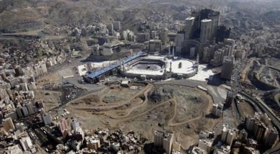 Penghancuran Situs-situs Islam oleh Kerajaan Saudi