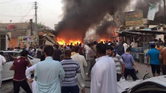 57-Orang-Tewas-Dalam-Serangan-Bom-di-Irak