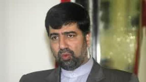 Ghazanfar Roknabadi, mantan diplomat Iran di Lebenon.