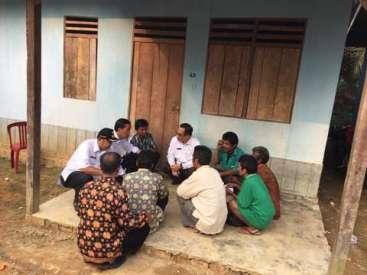 Jokowi dan Suku Anak dalam Jambi 3