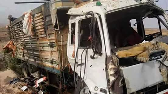 jet tempur Saudi serang truk pembawa bantuan kemanusiaan