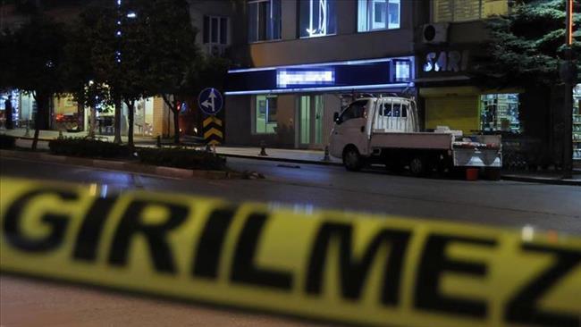 Seorang Pria Bersenjata Sandera 12 Orang di Sebuah Bank di Turki