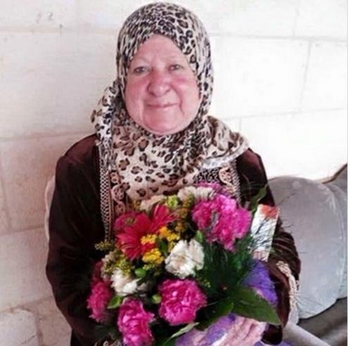 Seorang Wanita Tua Usia 72th Ditembak Mati Tentara Israel Di Tepi Barat