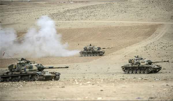 PELANGGARAN! Turki Kerahkan Pasukan Militer ke Wilayah  Suriah