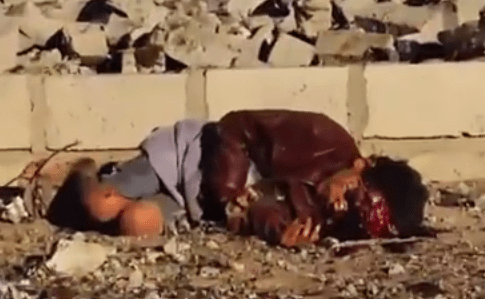 korban serangan saudi di Dahyan 3