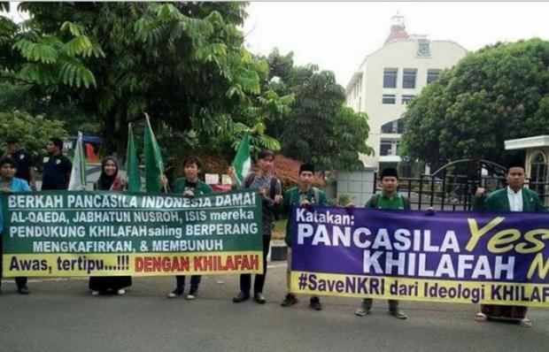 Indonesia Darurat Khilafah Save NKRI