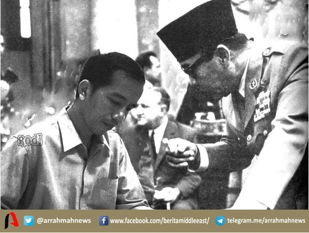 Jokowi Buru Koruptor