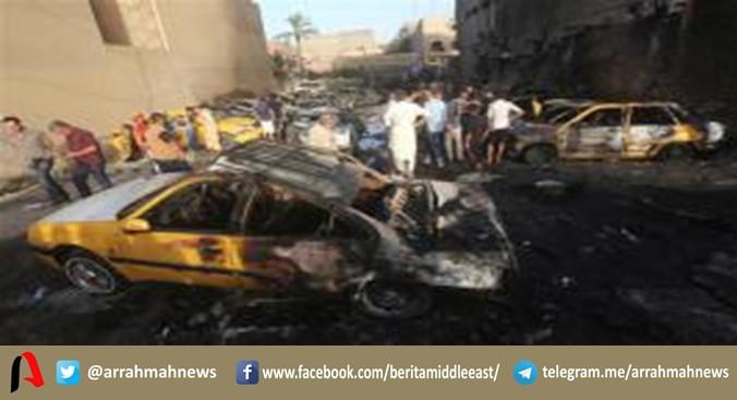 12 Tewas dan 40 Luka-Luka Dalam Ledakan Bom Mobil di Irak