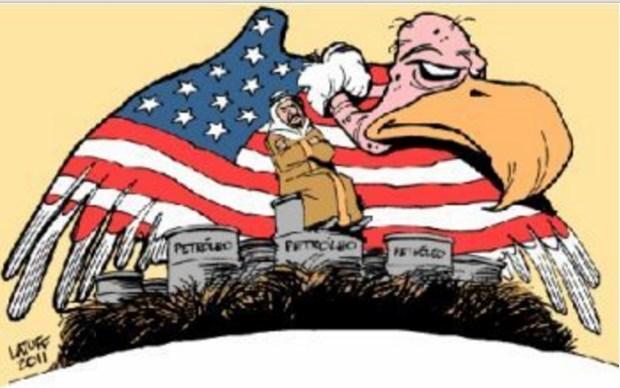 Amerika dan Saudi