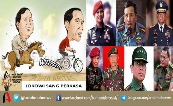 Denny Siregar 'Semprot' Prabowo