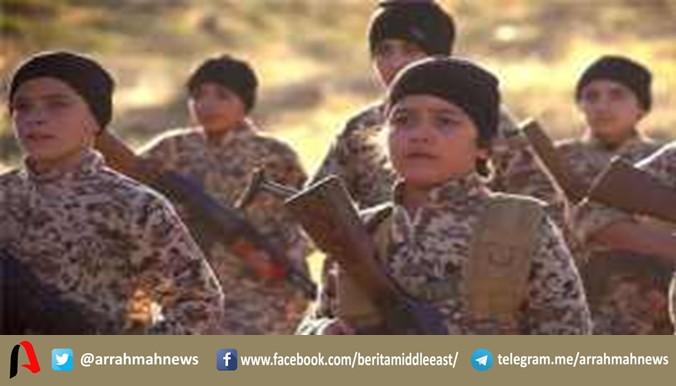 GILA! Mufti Saudi Rekrut Anak-anak Untuk Gabung Teroris